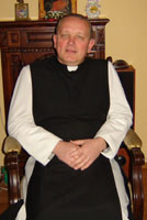 Dominik Andrzej Chucher  -  Opat